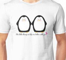 Penguin Love Unisex T-Shirt