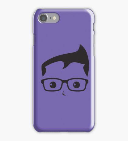 Geek/Nerd Sincere yet Fun - 6 iPhone Case/Skin
