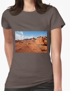 Valley of Fire State Park, Nevada Womens Fitted T-Shirt