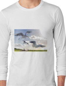 Blooper........ Long Sleeve T-Shirt