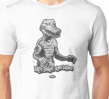 Alligator Person Unisex T-Shirt