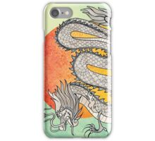 Champagne Dragon iPhone Case/Skin