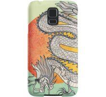 Champagne Dragon Samsung Galaxy Case/Skin