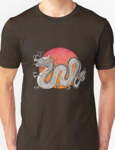 Champagne Dragon Unisex T-Shirt