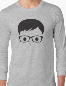 Geek/Nerd Sincere yet Fun - 8 Long Sleeve T-Shirt