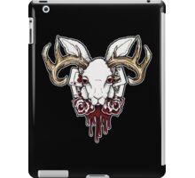 Wallmounted Wonderland Jackalope iPad Case/Skin