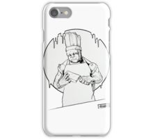 time to cook iPhone Case/Skin