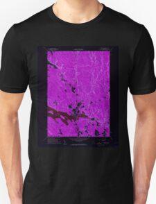 New York NY Redfield 136042 1960 24000 Inverted Unisex T-Shirt