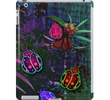 Alien Ladybugs iPad Case/Skin