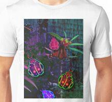 Alien Ladybugs Unisex T-Shirt