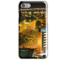 Hobart at Night iPhone Case/Skin