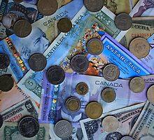 World Currencies by rhamm