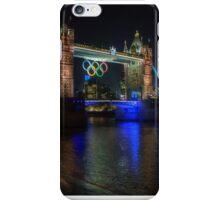 Tower Bridge Olympics iPhone Case/Skin