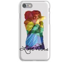 larry stylinson - love wins iPhone Case/Skin
