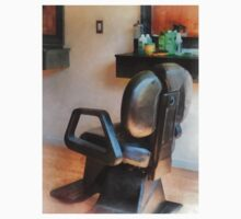 Barber Chair and Hair Supplies Baby Tee