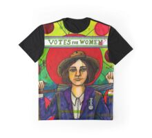 Edith Garrud Graphic T-Shirt