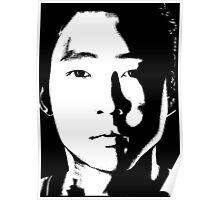 The Walking Dead: Glenn Poster