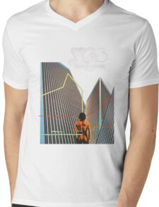 Yes - Going For the One Mens V-Neck T-Shirt