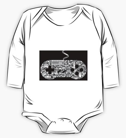Gaming Controller One Piece - Long Sleeve