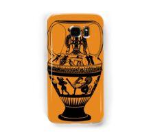 Souvenir from ancient greek: Vase by Nikosthenes Samsung Galaxy Case/Skin