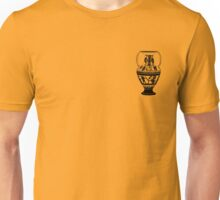 Souvenir from ancient greek: Vase by Nikosthenes Unisex T-Shirt