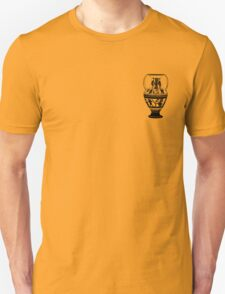 Souvenir from ancient greek: Vase by Nikosthenes T-Shirt