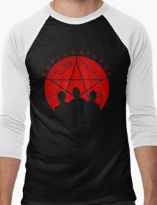 Supernatural - Devil's Trap with Sam, Dean and Catiel T-Shirt