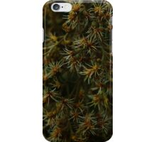 Macro Plant Life iPhone Case/Skin