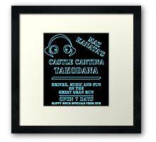 Star Wars - Maz Kanata's Cantina Framed Print