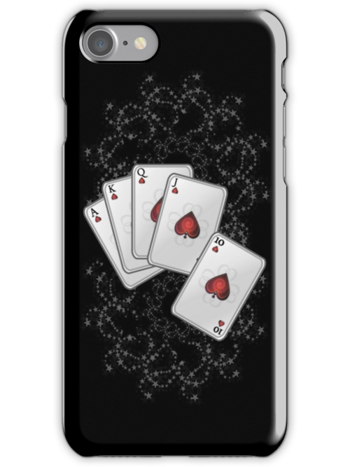 Hand of Cards  by LoneAngel