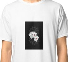 Hand of Cards  Classic T-Shirt