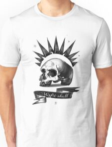 Chloe Price Misfit Skull Shirt Unisex T-Shirt