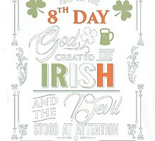 I'm an IRISH by HotTShirts