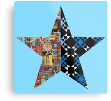 star combo only Metal Print