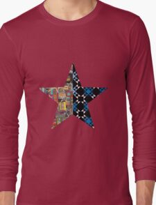 star combo only Long Sleeve T-Shirt