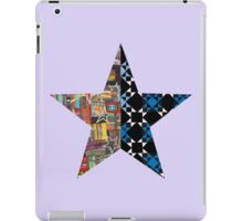 star combo only iPad Case/Skin