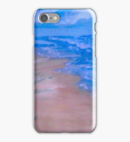 Small Seaside Dune iPhone Case/Skin