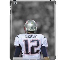 Tom Brady MVP iPad Case/Skin