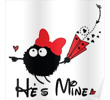 He's mine Poster