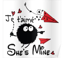 She's mine Poster