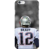 Tom Brady MVP iPhone Case/Skin