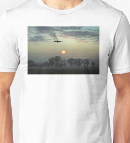 And finally - Vulcan sunset Unisex T-Shirt