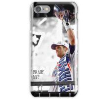 Tom Brady MVP iPhone Case/Skin