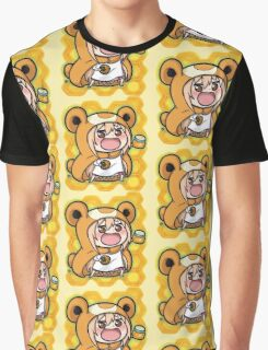 Um4ru x T3dd1urs4 Graphic T-Shirt
