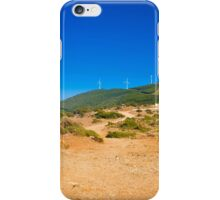Cap Corse iPhone Case/Skin