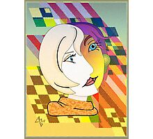 you2can picasso Photographic Print