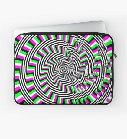 We Came In Peace Laptop Sleeve