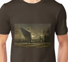 Memories of the Norfolk Broads old print style Unisex T-Shirt