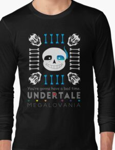 Sans - Undertale Long Sleeve T-Shirt