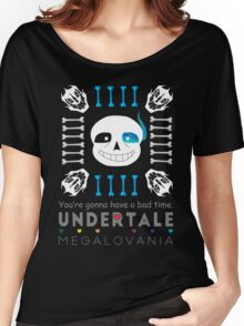 Sans - Undertale Women's Relaxed Fit T-Shirt